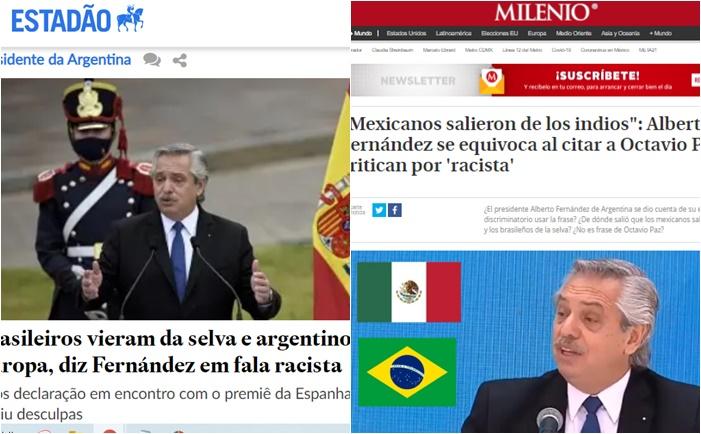 El presidente confundió al autor de una cita polémica, generó críticas y  llegó a los portales internacionales: Luego, pidió disculpas    LaNoticia1.com