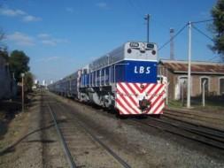 Choque de tren en Laferrere