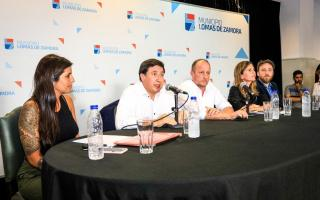 Martín Insaurralde y Daniela Vilar presidirán el Consejo de Lomas de Zamora y Argentina contra el Hambre.