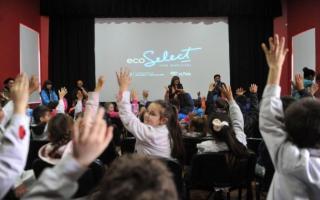 La primera función fue brindada durante el mes de octubre y estuvo destinada a instituciones escolares.