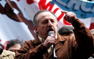 Yasky encabezará una rueda de prensa este lunes para referiste a la represión de la Policía Metropolitana en el Hospital Borda.