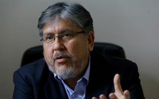 """Navarro aseguró que dentro del peronismo """"no hay liderazgos regionales ni provinciales""""."""