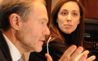 Vidal hará el anuncio junto al Ministro de Justicia bonaerense, Gustavo Ferrari.