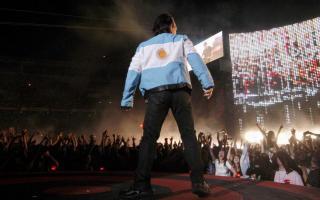 Rock internacional y el triunfo de la Selección Argentina, en una noche memorable.