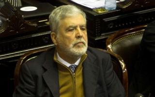 Al macrismo le faltaron 20 votos para expulsar a De Vido.