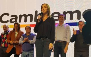 Vidal en la mira por los aportes truchos a Cambiemos.