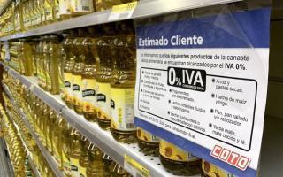 La quita del IVA no incluye kioscos, ni almacenes ni minimercados.