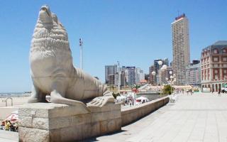 Durante el fin de semana largo llegaron a Mar del Plata 214.144 turistas.