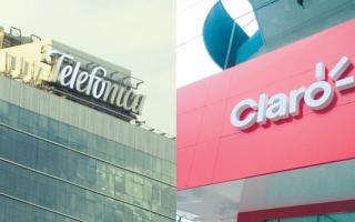 El proyecto beneficia a Telefónica, Claro y Telecom.
