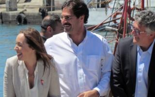 Sarquís destacó obras realizadas durante su administración como Ministro.