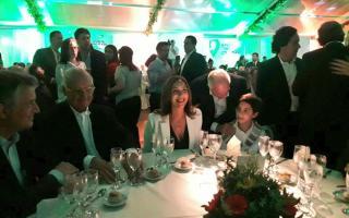 Vidal les garantizó asistencia a los productores agropecuarios.