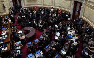 Por unanimidad, el Senado aprobó los allanamientos a la ex Presidenta.