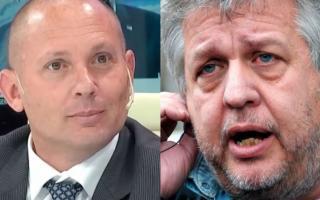 """D'Alessió dice que le hicieron una """"trampa""""."""