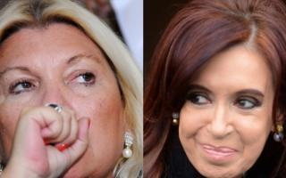 Carrió dijo que tras la crisis con el campo, ella se paró del lado del gobierno de Cristina Kirchner para frenar un golpe.