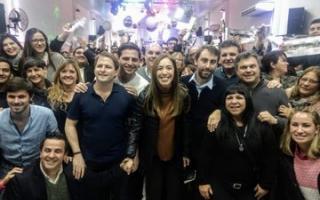 Vidal arremetió contra el peronismo desde José C. Paz.
