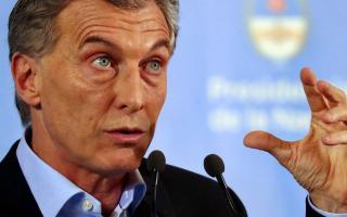 Macri propone medidas económicas buscando llegar a octubre.