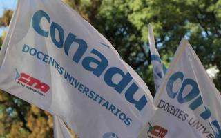 CONADU lanzó un plan de lucha.