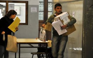 El 14 vence el plazo para justificar la no emisión del voto en las Generales de octubre pasado en la Provincia.