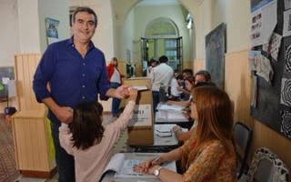 Durañona, ganador en la Segunda Sección para Senadores bonaerenses.
