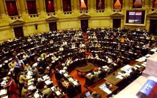 Juran en la Cámara Baja los legisladores electos el pasado 27 de octubre.