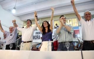 La mujer de Gerardo Zamora será la encargada de sucederlo en la Gobernación.