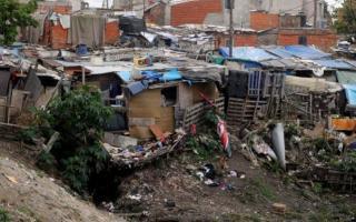 En el conurbano existen alrededor de 1600 villas de emergencia.