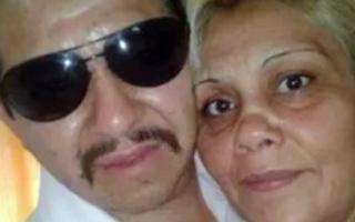 Nelsón Durán y su esposa, muerta tras ser prendida fuego.