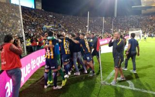 Central campeón de la Copa Argentina.