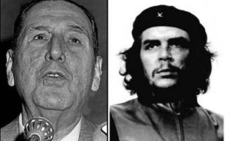 """Se suspendió el Homenaje a Perón y al """"Che"""" Guevara."""