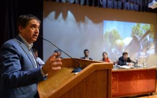 Guido Lorenzino, Defensor del Pueblo de la Provincia.