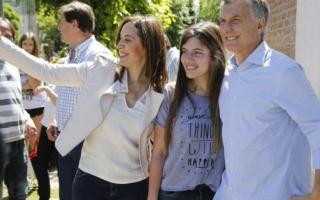 Macri, Vidal y Larreta encabezarán el primer timbreo nacional de Cambiemos.