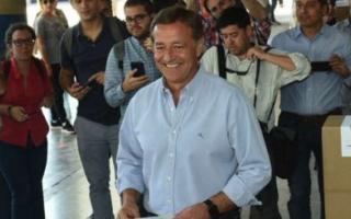 El radical Rodolfo Suárez es el nuevo Gobernador de Mendoza.