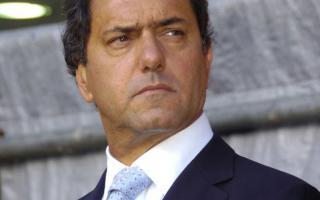 """Al igual que el Gobierno Nacional, Scioli está """"alerta"""" por posibles saqueos el 19 y 20 de diciembre."""