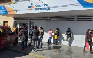 El Nuevo Sanatorio Berazategui en el centro de la polémica por casos de mala praxis.
