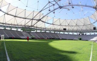 El Estadio Único platense, sede se la Copa América 2020.