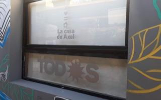 """Se inaugura este martes en La Plata """"La casa de Axel""""."""