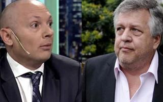 Alberto Fernández contra periodistas y magistrados por la causa que involucra al fiscal Stornelli.