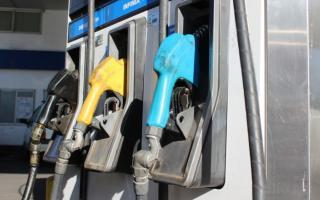 Por quinto mes consecutivo cayó la venta de combustibles.