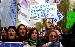 Las trabajadoras municipales de Mar del Plata adhieren al paro por el Día de la Mujer.