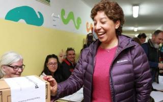 Carreras será la primera mujer en llegar a la Gobernación de Río Negro.