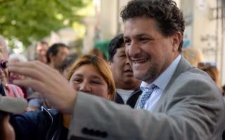 Luis Arias, candidato a Intendente de La Plata.