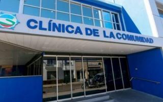 La clínica privada de la polémica.