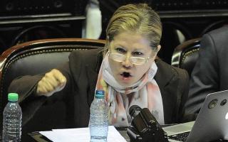 Camaño indicó que la elección General de octubre no está definida.