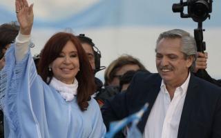 Cristina Kirchner y Alberto Fernández llevan nuevamente al peronismo a la Casa Rosada.