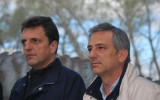 Eseverri aprovechó el anuncio para criticar a Scioli por su campaña presidencial.