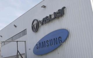 Fernández recorrerá el complejo industrial Visuar - Samsung, en Cañuelas.