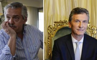 Durísimas declaraciones de Fernández contra Macri.
