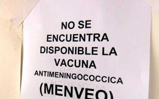 Desde el Gobierno de Kicillof afirman que la vacuna volverá a fin del corriente mes.