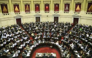 Última sesión ordinaria para muchos legisladores que se despiden del Congreso.