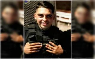 Diego Rosales, el policía de 30 años asesinado en Mar del Plata.